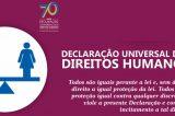7º Artigo da Declaração Universal dos Direitos Humanos