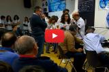 Reportagem TVI – Colégio comunica com a ISS
