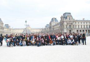 Viagem de Finalistas a Paris 9º Ano