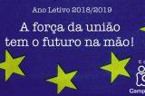 A força da união tem o futuro na mão