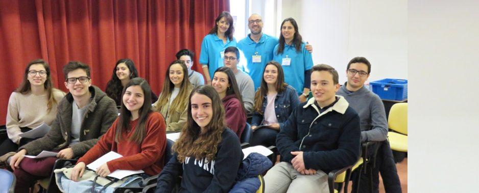 Curso de SBV no HGO – Hospital Garcia de Orta