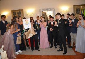 Cerimónia de Entrega de Diplomas 12º Ano
