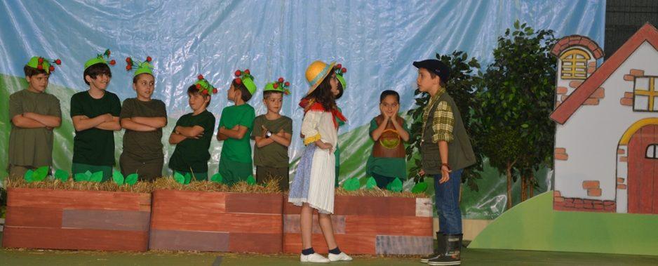 Festa de Finalistas do 4º ano