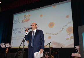 Cerimónia de Entrega de Diplomas do Secundário