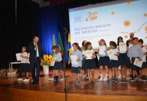 Cerimónia de Entrega de Diplomas do 1º Ciclo