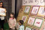 Visita ao Museu das Crianças grupo dos 5 anos
