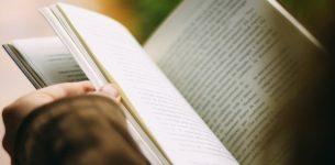 Combata o isolamento, leia livros