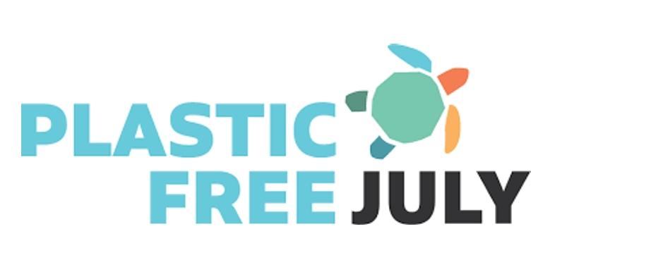 """Plastic free july 2020"""