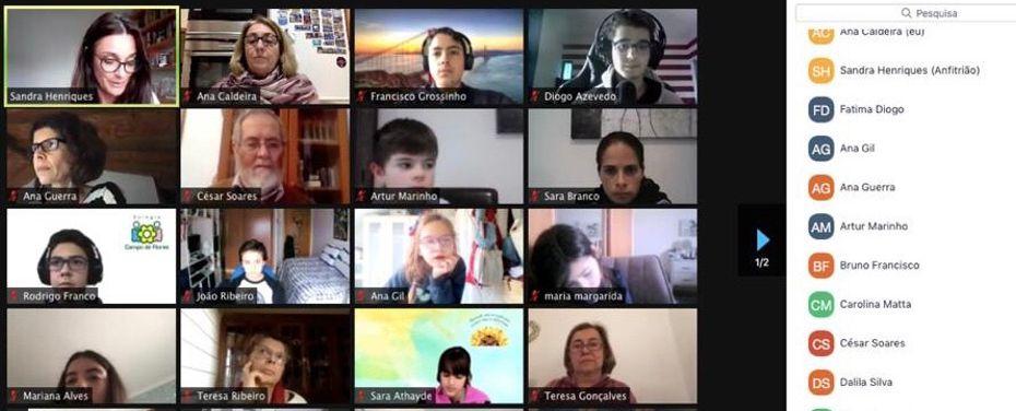 2.ª Reunião do Conselho Eco-escolas