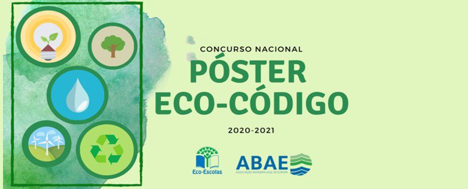 Concurso Nacional Póster Eco-Código | Participe na votação, até 15 de julho!